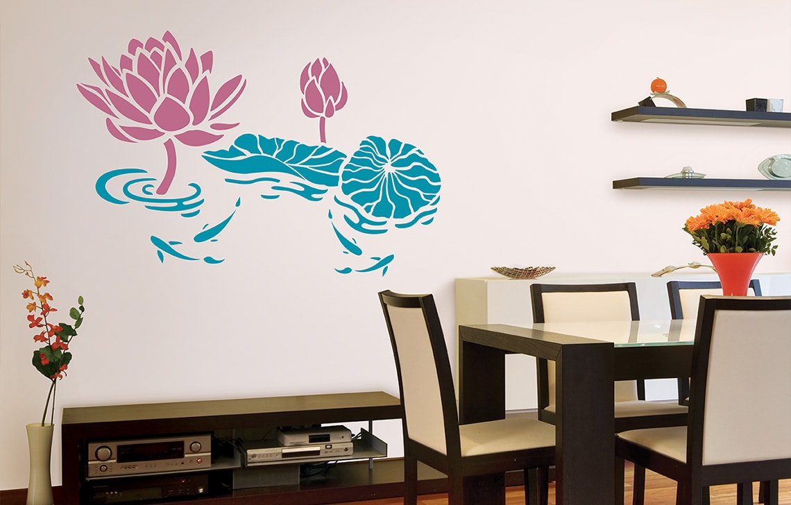tranquil-lagoon-painters in bangalore