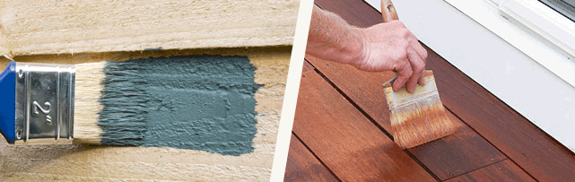 What is the difference between Paint and Varnish?