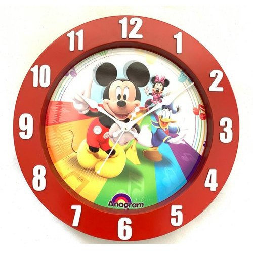 kid room clock by Yes Painter