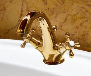 metal plated tap at home Yes Painter