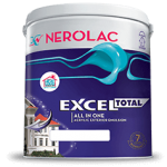 Nerolec Excel Total All In One Exterior Emulsion