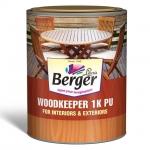 berger woodkeeper 1k pu